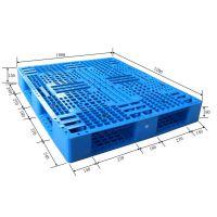 1210田子网格塑料托盘可上货架重型托盘上海直销力创