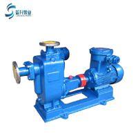 蓝升牌山东自吸泵ZW卧式自吸泵哪家质量好