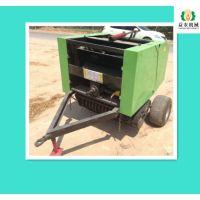 全自动养殖用秸秆打捆机 益农小麦秸秆打捆机高效耐用