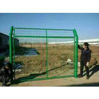 太原1.8*3米双边丝框架护栏网&公路防护铁丝网一套报价【50套起批】