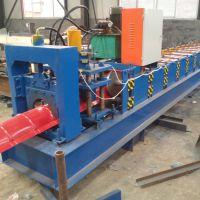 供应312型屋脊瓦设备彩钢压瓦机价格河北兴益机械