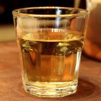 HOLY餐厅家用机制八角玻璃威士忌酒杯水杯