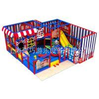 儿童游乐设备主题乐园 淘气堡大型滑梯拓展设备设计生产安装厂家