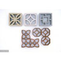 祠堂工程建筑用铝合金花窗格材料