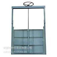 资阳闸门厂家资阳插板钢制闸门质量可靠质保五年