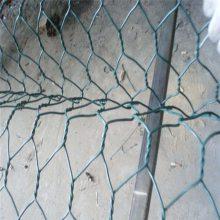 六角网厂家 勾花网边坡防护网 菱形铁丝网围网