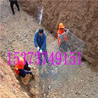 东北三省治理桥梁改造 锌铝合金石笼网 雷诺护垫 河北鑫隆厂家供应