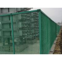 建筑工地钢格板防护栏厂家