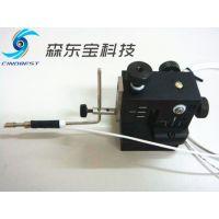 森东宝供应10um精度三维调节磁性吸附手动探针座优惠价出售