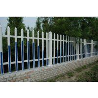 PVC塑钢围栏 体育场围栏花园护栏pvc围墙护栏交通隔离护栏