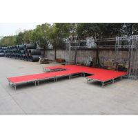 厂家现货供应折叠舞台婚庆T台舞台板晚会演出舞台架子可定制