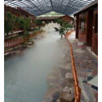 露天餐厅人造雾厂家 雾森加湿工程质量可靠 案例(南昌|赣州|九江|宜春|吉安|上饶)
