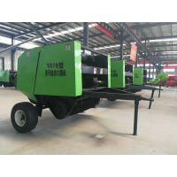 沧州联合收割机收完后的小麦秸秆用什么机器打捆