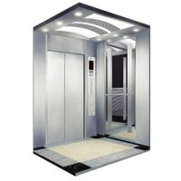 KEDA科达商务客梯 小区花园乘客电梯 优质电梯生产制造商