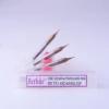 Bethke贝思克数控刀具平底球头微小径刀钨钢立铣刀涂层0.2-1.9MM