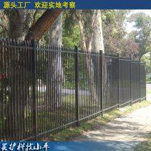 海口热镀锌喷塑护栏 三亚防锈栅栏厂家定做 高品质游泳池隔离围栏