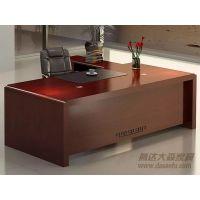 北京腾达大森现代高品质实木办公桌DS-SWC026