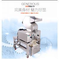广州旭朗工厂直销大小型号齐全食品化工骨头木头塑料破碎机价格