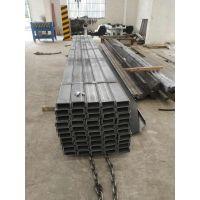 冷弯槽钢q345e 上海可加工型钢 普通槽钢q345e 140*60*7*10