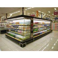 供应上海闵行区大型超市冷藏展示柜、水果冷藏柜、酒水饮料冷藏柜,厂家直销欣蒙冷藏柜, 展示冷柜展示冷