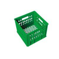 塑料周转箱模具塑料箱子模具制造折叠箱模具牛奶箱配送箱注塑模具