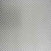 专业订制高标准镀防伪品牌商标/圆点图形/英文字母标示的导电布单双面胶