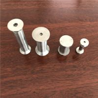 耀恒 数控车床加工 cnc加工 不锈钢异形螺栓 非标定制 工厂承接各种