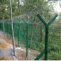 机场铁路安全防护网 刀片滚笼隔离网围栏 军事区域刺绳铁丝网护栏 耐腐蚀