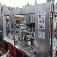 供应二手饮料灌装机 三合一灌装机