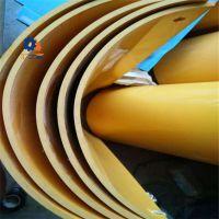 山东省济宁汇之鑫深的客户信赖的矿用溜槽质量保证发货及时