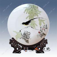 千火陶瓷 领导办公室摆放瓷盘