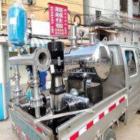 岐山无负压变频供水设备 岐山二次恒压加压变频设备 RJ-L847