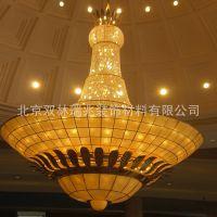 北京润林泉定制加工酒店大型欧式云石吊灯