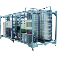 山东三一科技高纯水制取设备 双级反渗透加EDI