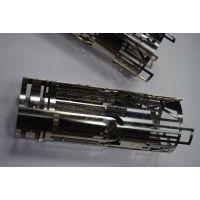 珠三角 06Cr17Ni12Mo2 316 材质 不锈钢非标管圆管/方管/矩形管激光切割