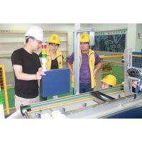 找工业机器人培训机构,学工业机器人应用技术。