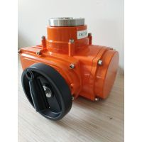 拓尔普 精小型电动执行器 防爆电装 配电动球阀、电动蝶阀 厂家生产直销 带手轮