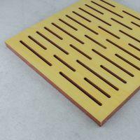 木饰面孔木吸音板规格 佛山吸音板厂家