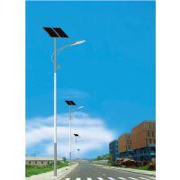 青海西宁6米8米9米12V太阳能路灯质保5年