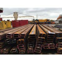 直腿PFC英标槽钢材质S355规格 PFC200*75*23批发