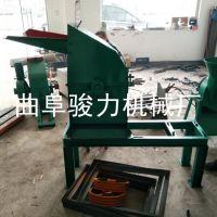 骏力零售供应 锤片式粮食粉碎机 精饲料加工设备 新型沙克龙饲料粉碎机