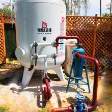 广东怎么才能把浴池里的黄水浑水处理干净 井水除铁除锰设备 井水过滤器
