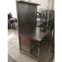 天津304不锈钢工作台 药厂专用不锈钢工作台生产制造厂家