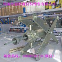 管道内壁喷砂机250-450型反弹式 内壁喷砂器 管道除锈机 厂家直销