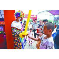 长沙/湘潭/株洲暖场设备出租小丑现场扎气球表演,微信照片打印机出租