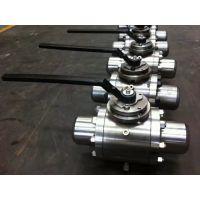 Q61N软密封高压焊接球阀 软密封高压焊接球阀