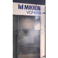 二手立式加工中心 米克朗/VCP600立式加工中心