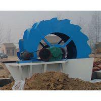 富威重工XS2600轮斗式洗砂机 洗选设备