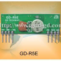 GD-R5E抗电机干扰接收模块