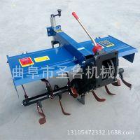 厂家直销80-90厘米宽耕地机 手扶配套旋耕机 多功能旋耕起垄机